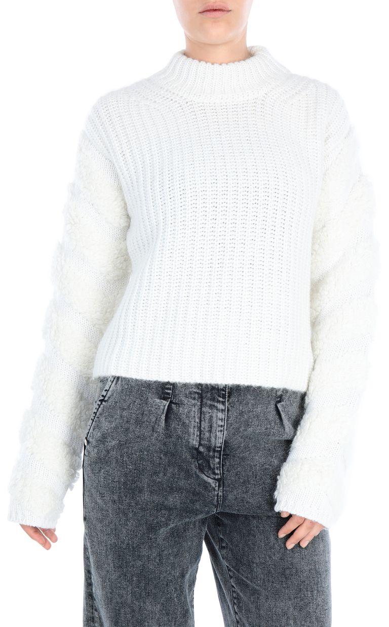 JUST CAVALLI Teddy sweater Sweater [*** pickupInStoreShipping_info ***] f