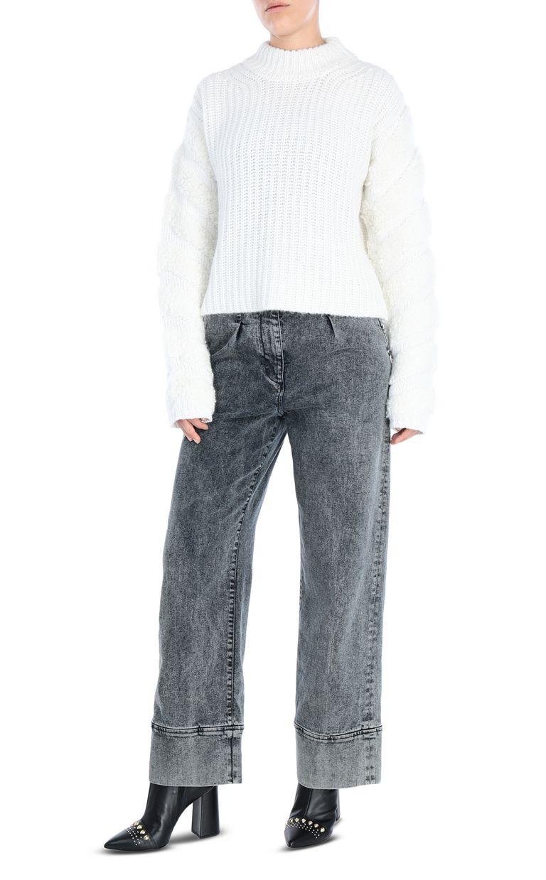 JUST CAVALLI Teddy sweater Sweater [*** pickupInStoreShipping_info ***] r