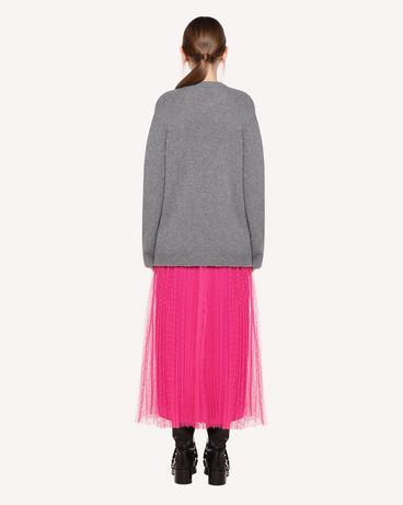 REDValentino QR0KC1E3453 080 Knit Sweater Woman r