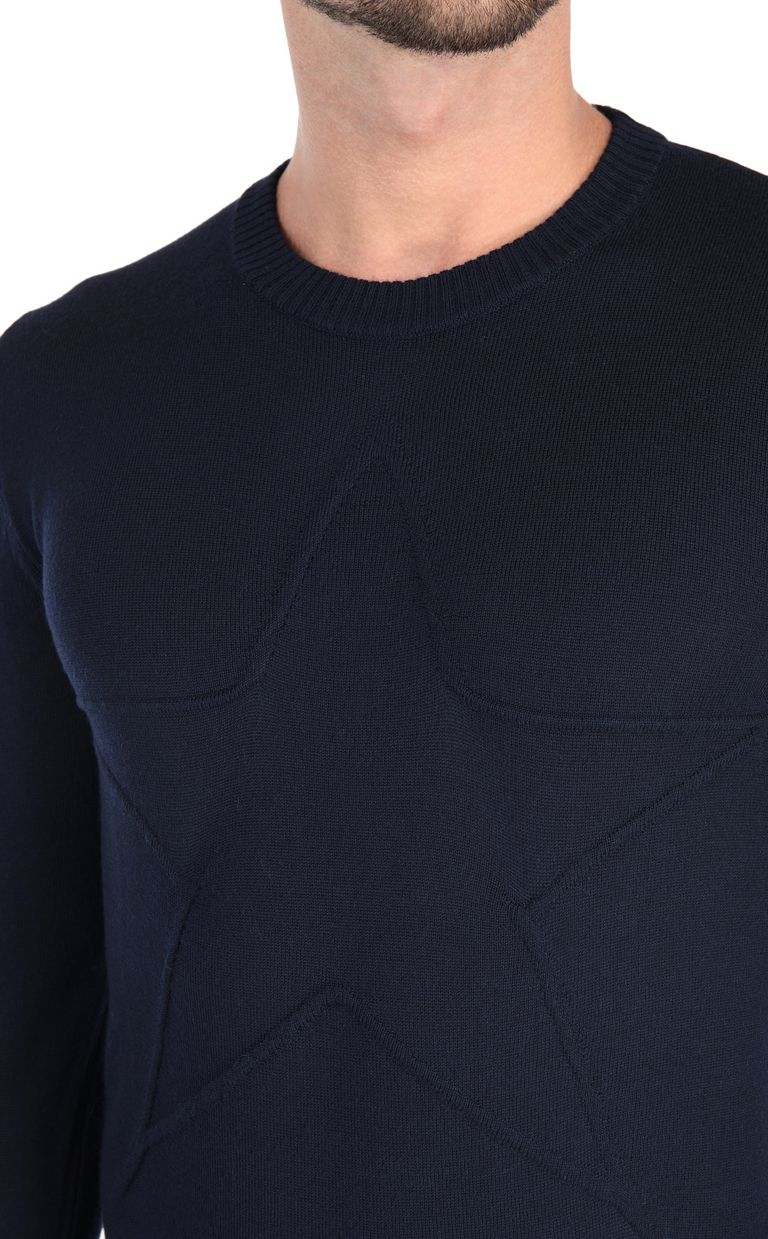 JUST CAVALLI Long-sleeve top Sweater Man e