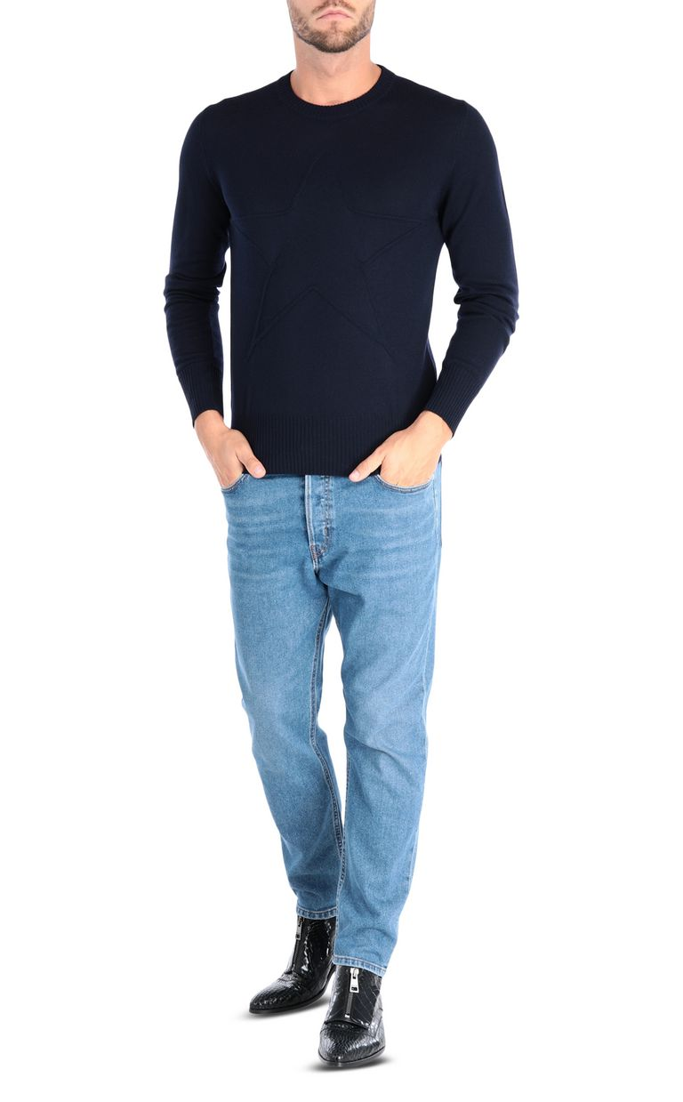JUST CAVALLI Long-sleeve top Sweater Man r
