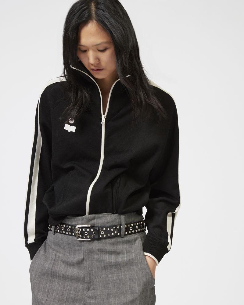 DARCEY zipped jacket ISABEL MARANT ÉTOILE