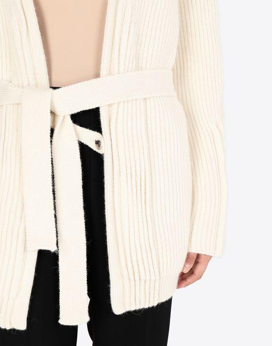 MAISON MARGIELA Wrap wool cardigan Cardigan [*** pickupInStoreShipping_info ***] a