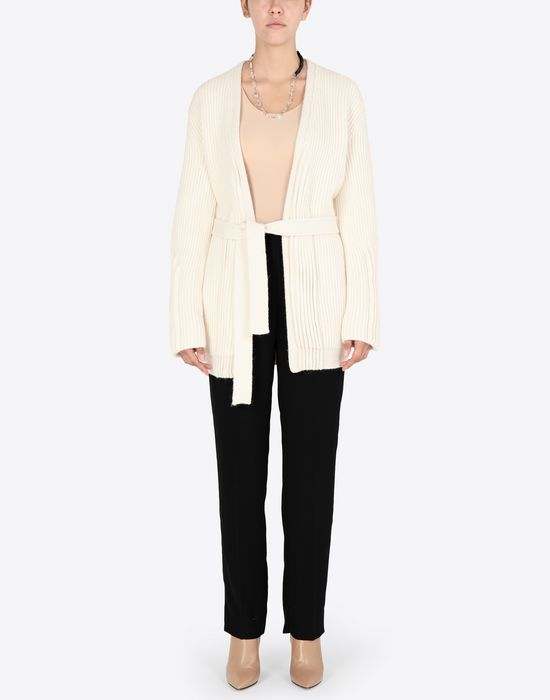 MAISON MARGIELA Wrap wool cardigan Cardigan [*** pickupInStoreShipping_info ***] d
