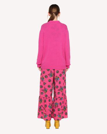 REDValentino QR0KC1E3453 FA9 Knit Sweater Woman r