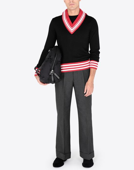 MAISON MARGIELA Décortiqué jersey sweatshirt Crewneck sweater [*** pickupInStoreShippingNotGuaranteed_info ***] d