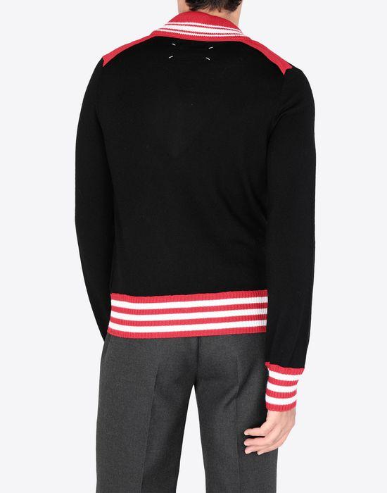 MAISON MARGIELA Décortiqué jersey sweatshirt Crewneck sweater [*** pickupInStoreShippingNotGuaranteed_info ***] e