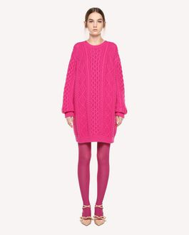 """REDValentino Wool inlay """"Love You"""" jumper"""