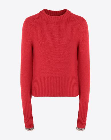 MAISON MARGIELA Long sleeve sweater [*** pickupInStoreShippingNotGuaranteed_info ***] Cashmere knitted sweatshirt f