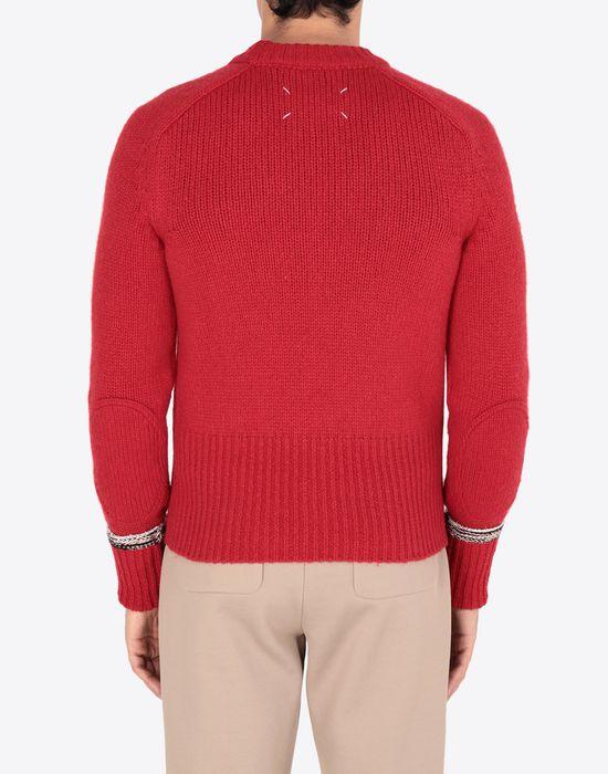 MAISON MARGIELA Cashmere knitted sweatshirt Long sleeve sweater [*** pickupInStoreShippingNotGuaranteed_info ***] e