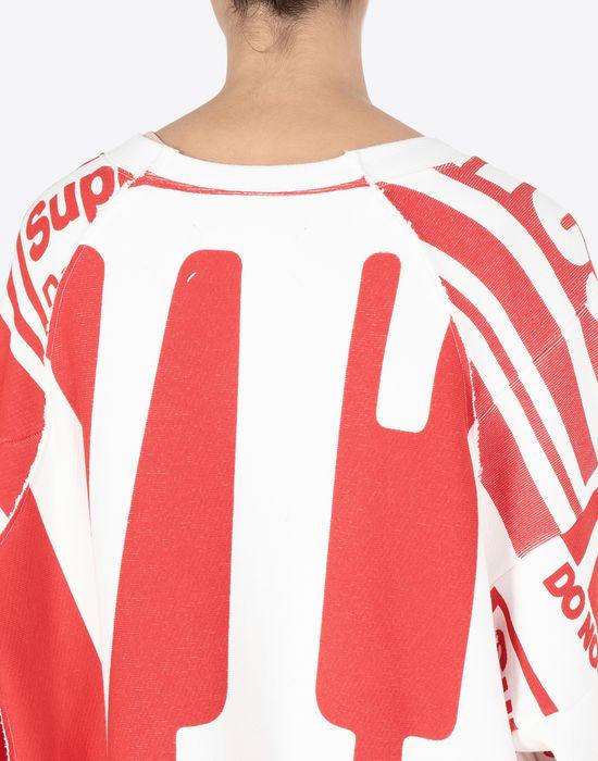 MAISON MARGIELA Vitamin print sweatshirt Sweatshirt [*** pickupInStoreShipping_info ***] b