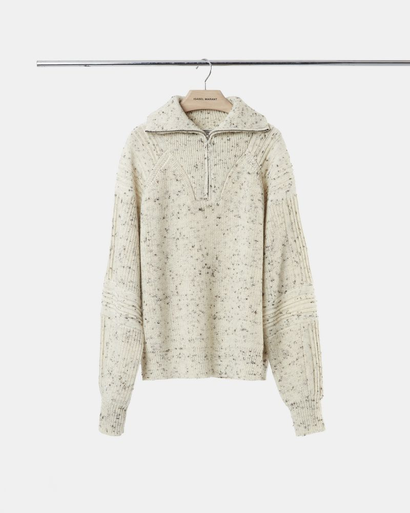 LELLY zipped jumper ISABEL MARANT