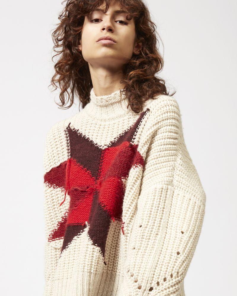 HANOI patchwork jumper ISABEL MARANT