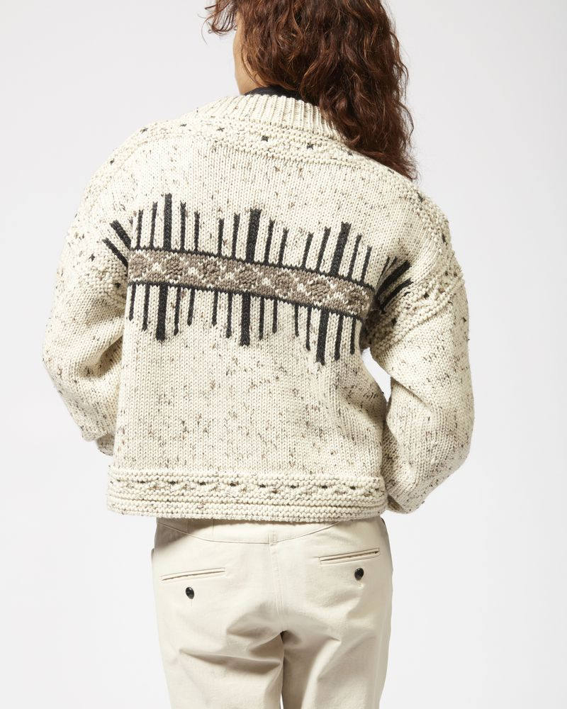 ELWYN graphic jumper ISABEL MARANT