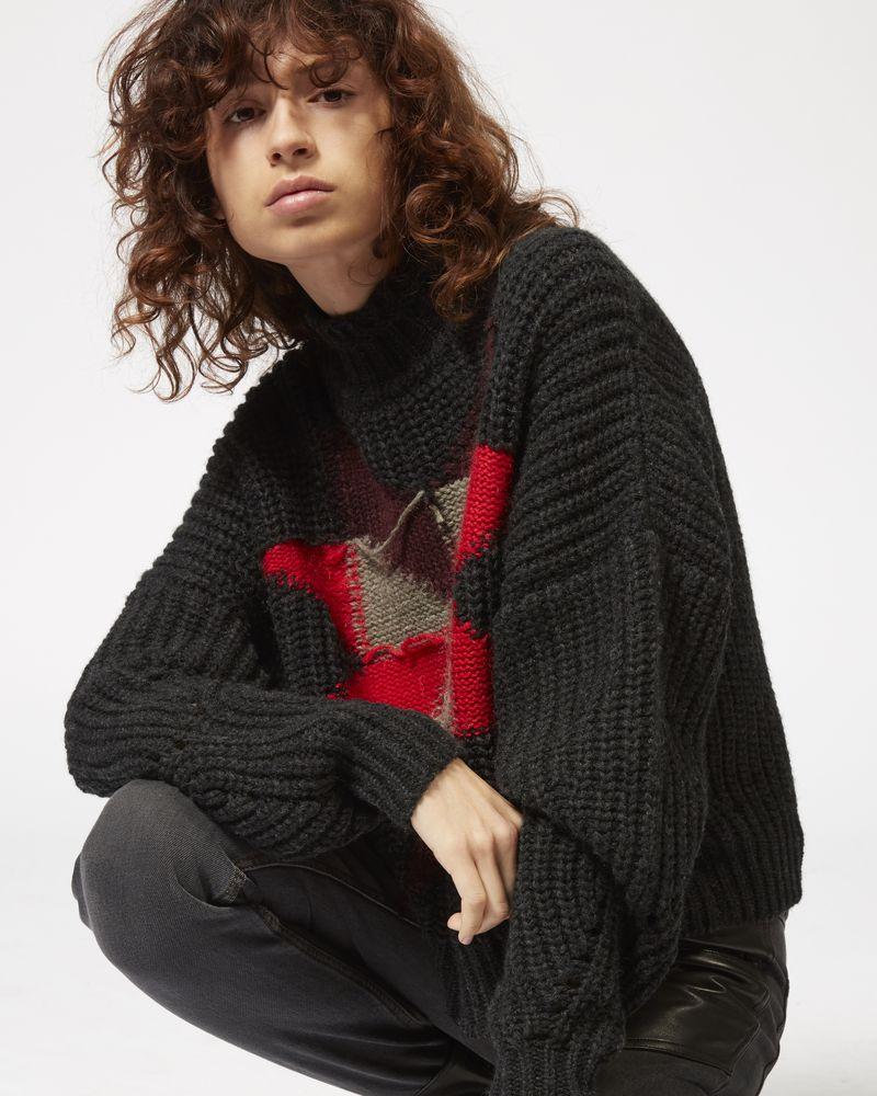 HANOI Maglione patchwork ISABEL MARANT