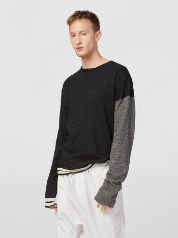 Marni Knit in alpaca and nylon Man