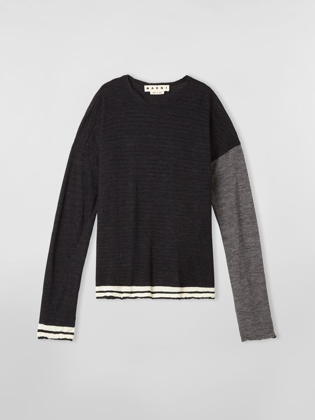 Marni Knit in alpaca and nylon Man - 2