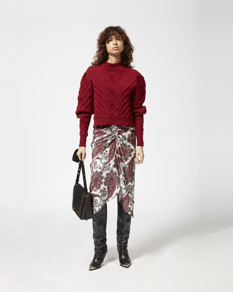 BRANTLEY Irish sweater ISABEL MARANT