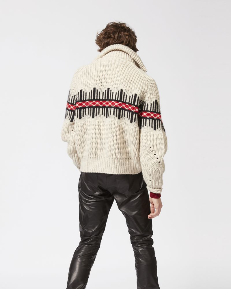 DACK zipped cardigan  ISABEL MARANT