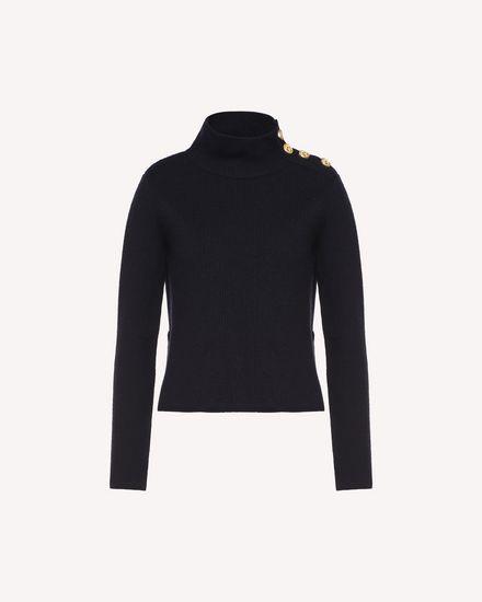 REDValentino Knit Sweater Woman QR0KC09G46D B01 a