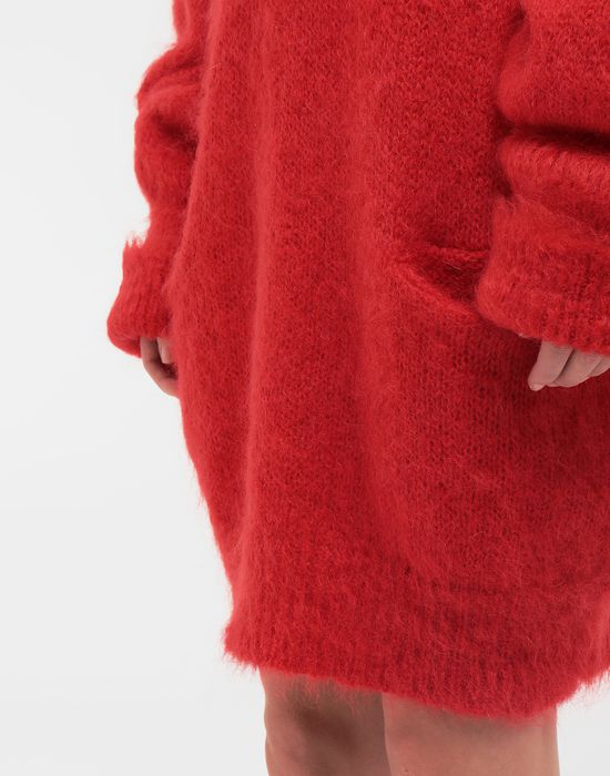 MAISON MARGIELA Oversized mohair pullover High neck sweater [*** pickupInStoreShipping_info ***] b