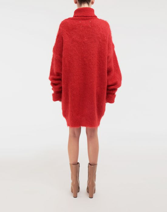 MAISON MARGIELA Oversized mohair pullover High neck sweater [*** pickupInStoreShipping_info ***] e