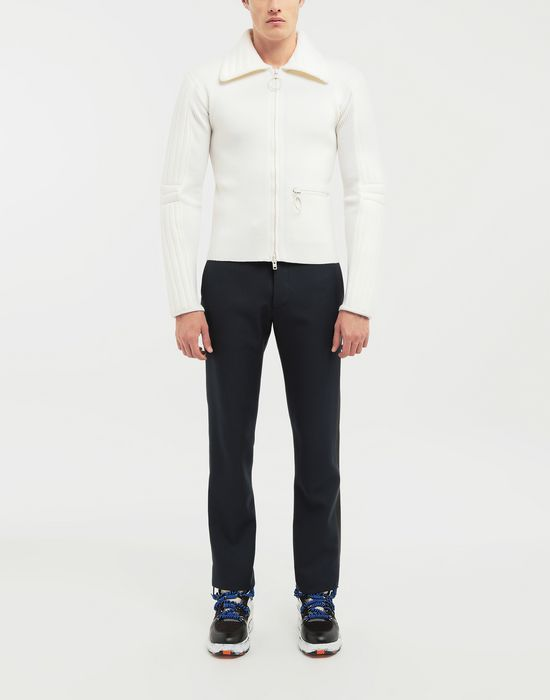 MAISON MARGIELA Padded jersey knit pullover  Cardigan [*** pickupInStoreShippingNotGuaranteed_info ***] d