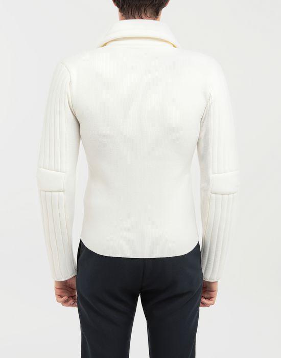 MAISON MARGIELA Padded jersey knit pullover  Cardigan [*** pickupInStoreShippingNotGuaranteed_info ***] e
