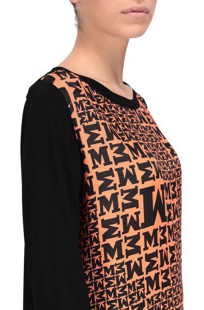 M MISSONI Camiseta Negro Mujer - Parte delantera