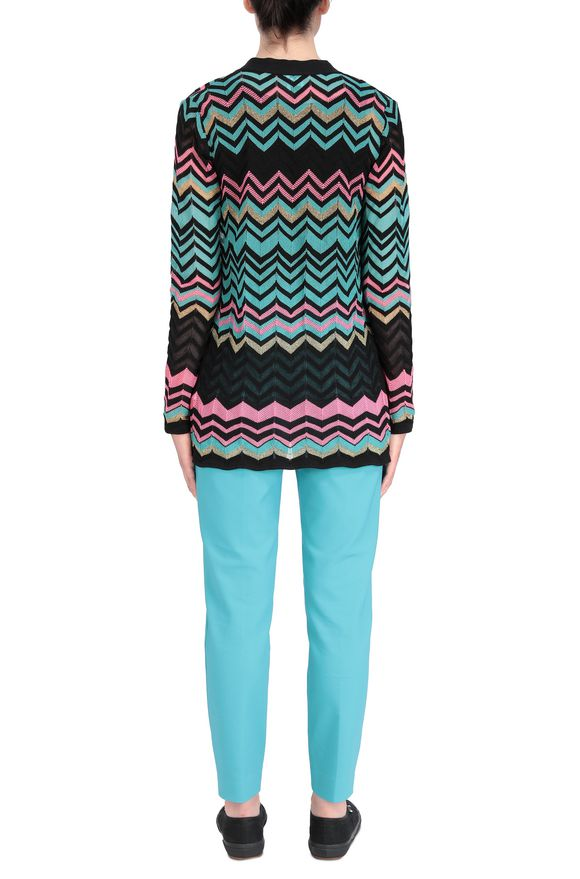 M MISSONI Cardigan Donna, Vista laterale
