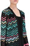 M MISSONI Cardigan Donna, Vista dal retro