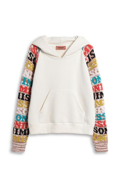 MISSONI Pullover Ivory Woman - Back