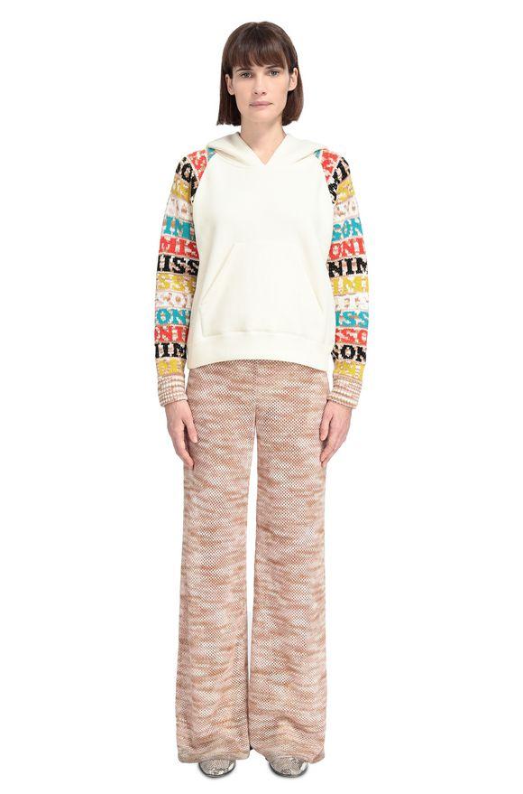 MISSONI Пуловер Для Женщин, Вид сбоку