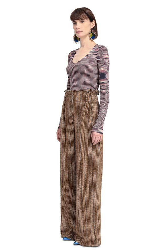 MISSONI V-Neck Woman, Product view without model
