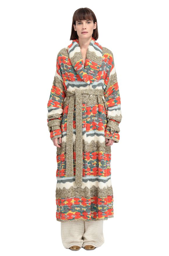 MISSONI Long cardigan Woman, Product view without model