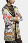 MISSONI Langer Cardigan Damen, Detail