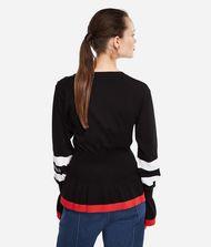 KARL LAGERFELD K/Tokyo Pullover mit Schößchen 9_f