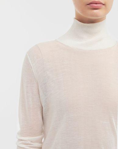 SWEATERS Knitwear tape pullover