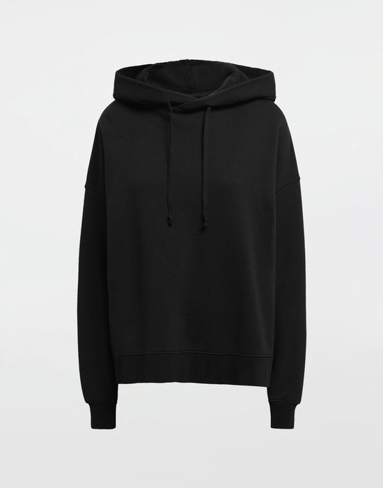 MAISON MARGIELA AIDS Charity-print jersey sweatshirt Hooded sweatshirt [*** pickupInStoreShipping_info ***] f