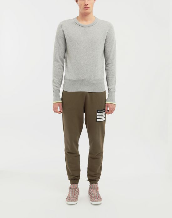 MAISON MARGIELA Cast off knit pullover Crewneck sweater [*** pickupInStoreShippingNotGuaranteed_info ***] d