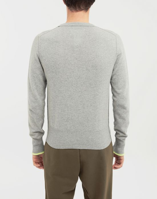 MAISON MARGIELA Cast off knit pullover Crewneck sweater [*** pickupInStoreShippingNotGuaranteed_info ***] e