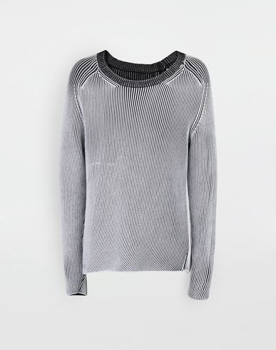 MAISON MARGIELA Cardigan knit pullover Crewneck sweater [*** pickupInStoreShippingNotGuaranteed_info ***] f