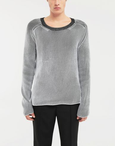 SWEATERS Cardigan knit pullover