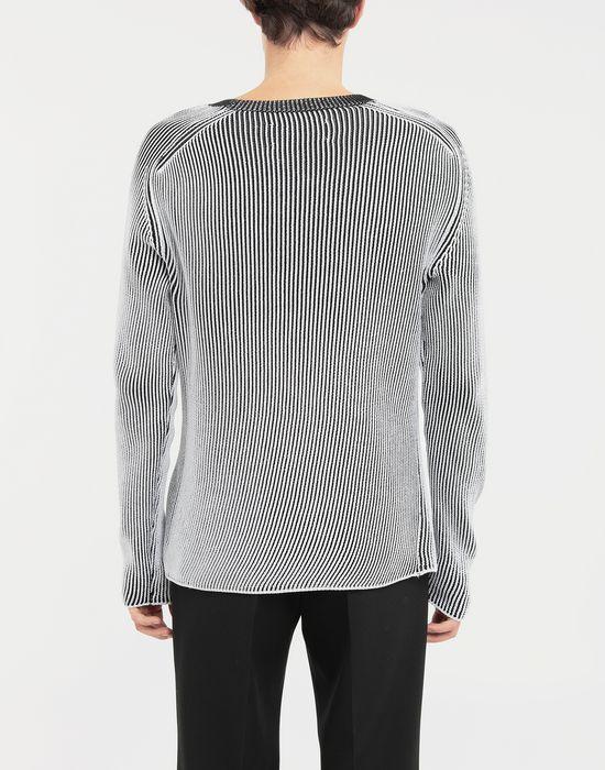 MAISON MARGIELA Cardigan knit pullover Crewneck sweater [*** pickupInStoreShippingNotGuaranteed_info ***] e