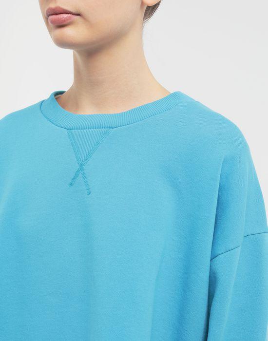 MM6 MAISON MARGIELA Oversized jersey sweatshirt Sweatshirt [*** pickupInStoreShipping_info ***] a