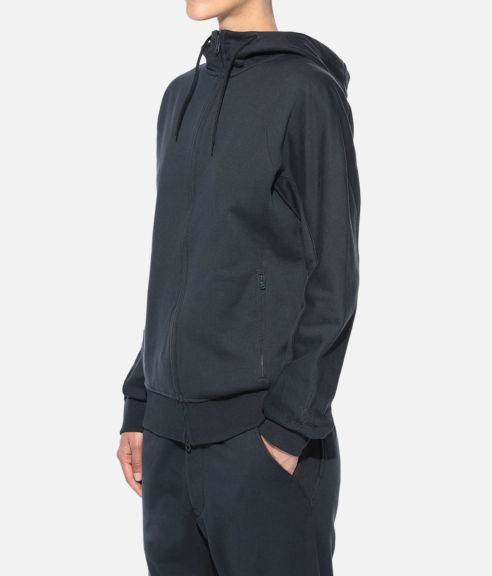 Y-3 Y-3 Classic Hoodie Zipped jumper Woman e