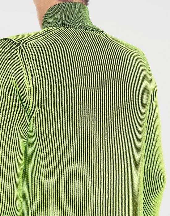 MAISON MARGIELA Zip-embellished knit cardigan pullover Cardigan [*** pickupInStoreShippingNotGuaranteed_info ***] b