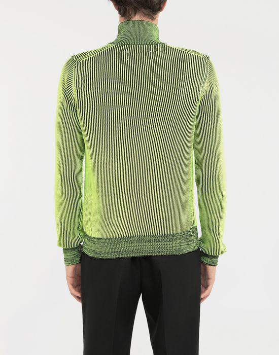 MAISON MARGIELA Zip-embellished knit cardigan pullover Cardigan [*** pickupInStoreShippingNotGuaranteed_info ***] e