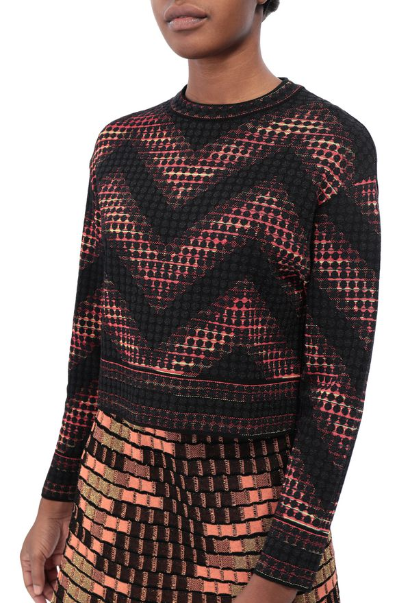 M MISSONI Sweater Black Woman