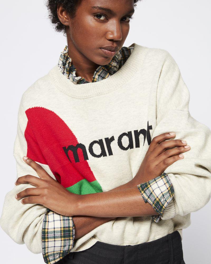 KORBIN sweater ISABEL MARANT ÉTOILE